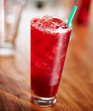 Teavana® Shaken Iced Blackberry Mojito Tea Lemonade