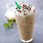 Iced Peppermint White Chocolate Mocha