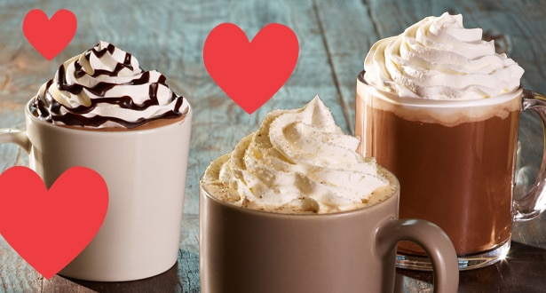 Starbucks Share The Love Buy One Get One Event