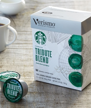 Starbucks Tribute Blend™