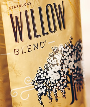 Starbucks WILLOW BLEND® DECAF