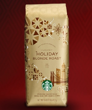 Starbucks® Holiday Blonde Roast