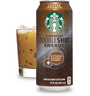 Starbucks Doubleshot 174 Energy Coffee Drink Starbucks