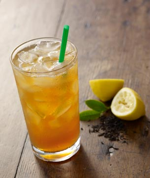 Iced Tazo® Black Tea Lemonade