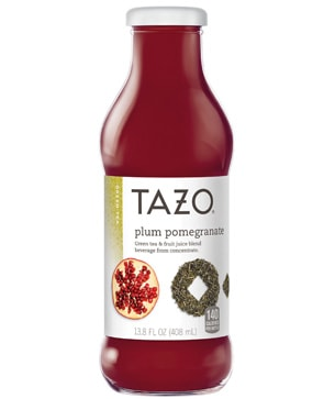 Tazo® Bottled Plum Pomegranate