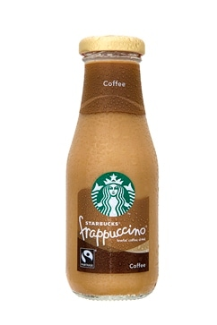Bottled Coffee Frappuccino