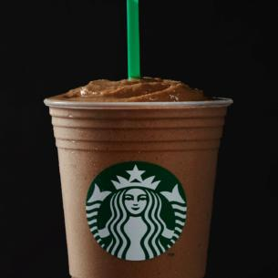 Mocha Light Frappuccino 174 Blended Coffee Starbucks Coffee
