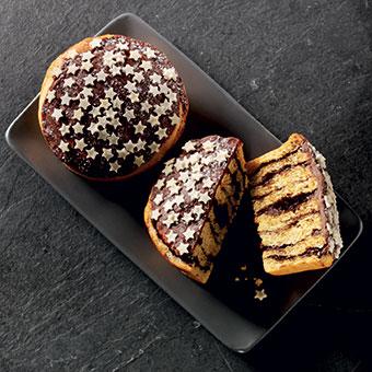 Chocolate Iced Swirl