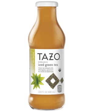 Tazo® Bottled Organic Iced Green Tea