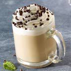 Peppermint White Chocolate Mocha