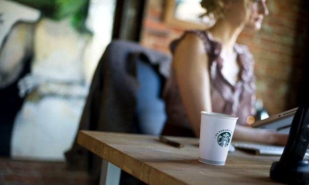 Serve Starbucks products in your business.