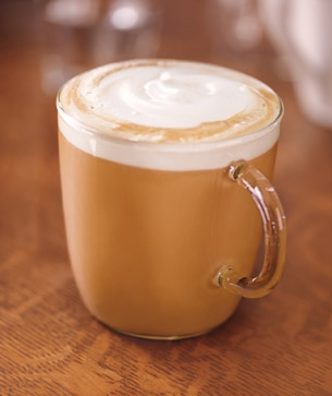 Starbucks' Cafe Latte