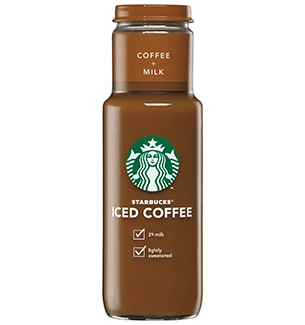 Starbucks Iced Coffee with Milk