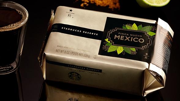 Starbucks Reserve® Finca Nuevo Mexico