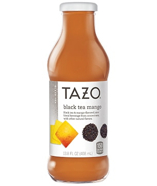 Tazo® Bottled Black Mango