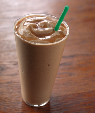 Caramel Brul 233 E Light Frappuccino 174 Blended Coffee