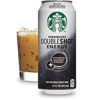 Starbucks Doubleshot Energy White Chocolate