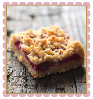 Michigan Cherry Oat Bar