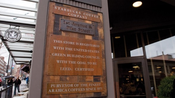 environment ethics at starbucks Starbucks relies on scs to train third-party organizations seeking to verify coffee and cocoa suppliers according to cafe and cocoa starbucks ethical sourcing starbucks developed coffee and social and environmental specifications established for cocoa producers worldwide.