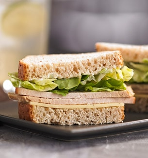 Turkey & Havarti Sandwich