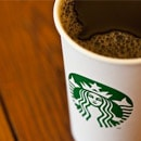 The New Starbucks Logo on a Cup