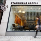 Information about the Conduit Street Starbucks in London, England