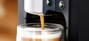 Register your Verismo Machine