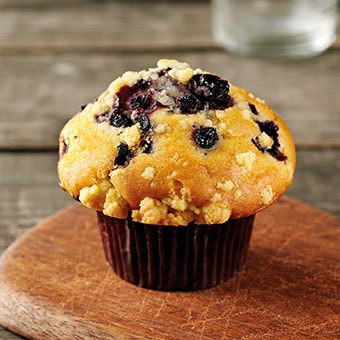 Classic Blueberry Muffin