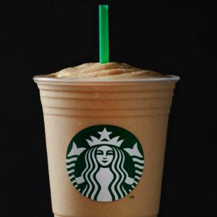 White Chocolate Mocha Light Frappuccino 174 Blended Coffee