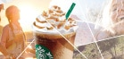 Caramel Ribbon Frappuchino