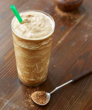 Mocha Light Frappuccino® Blended Coffee