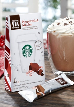 Starbucks Peppermint Mocha
