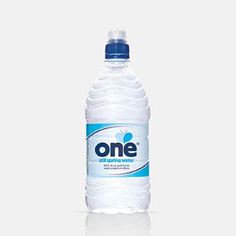 ONE Water 750ml Still