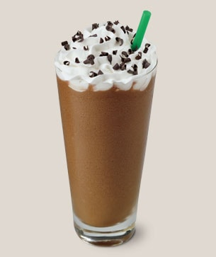 Peppermint Mocha Frappuccino® Blended Coffee | Starbucks Coffee ...
