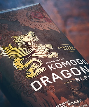 Starbucks® Komodo Dragon Blend®
