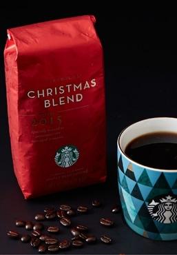 Starbucks Christmas.Starbucks Christmas Blend Coffee Detail Starbucks