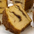 Cinnamon Swirl Coffee Cake