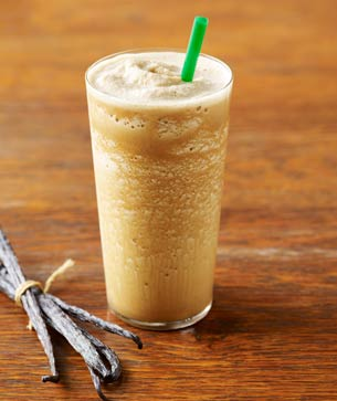 Caffè Vanilla Frappuccino® Light Blended Coffee