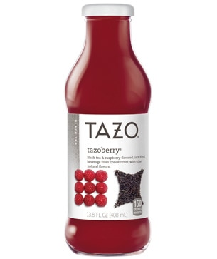 Tazo® Bottled Tazoberry