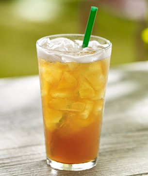 Shaken Sweet Tea Lemonade