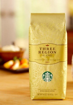 Starbucks Three Region Blend