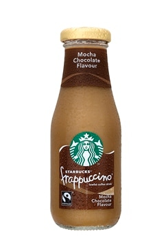 Bottled Mocha Frappuccino