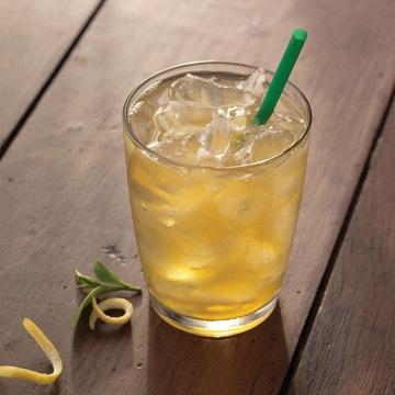 Green Tea Lemonade