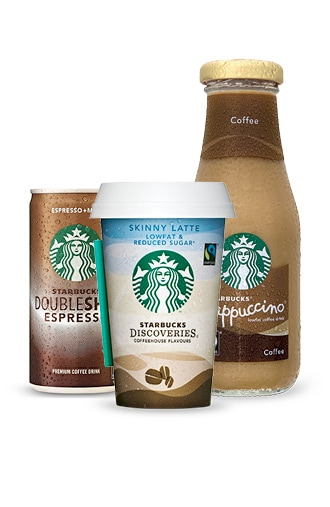 Starbucks Bottled Beverages