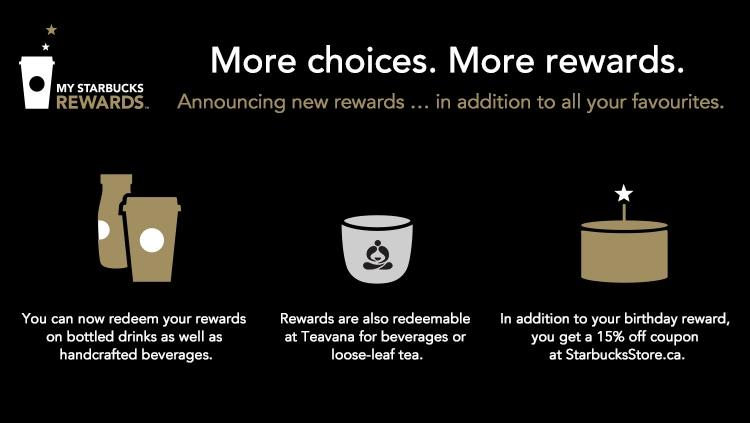 More My Starbucks Rewards Starbucks Coffee Company