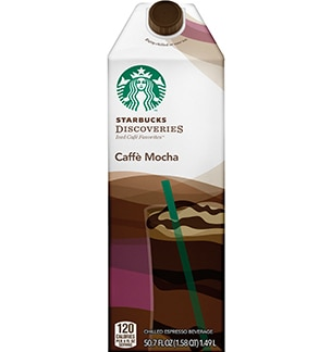 Starbucks® Discoveries-Caffe Mocha