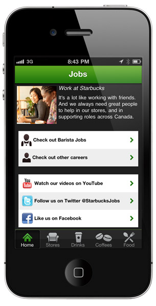 Explore Starbucks Career Opportunities