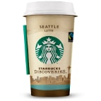 Discoveries Seattle Latte