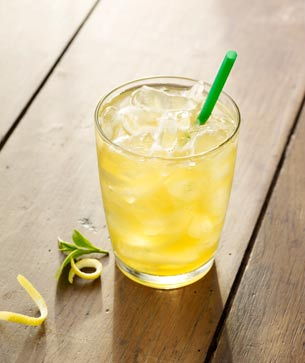 Tazo® Shaken Iced Green Tea Lemonade