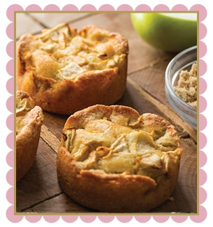Caramelized Apple Cake with New York Apples